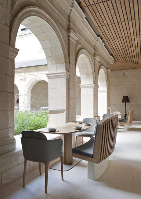 modern interior design  decor  medieval monastery vibe