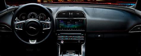 jaguar xe interior specs  features jaguar paramus