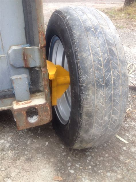 Shipping Container Wheels • Aud 55000  Picclick Au