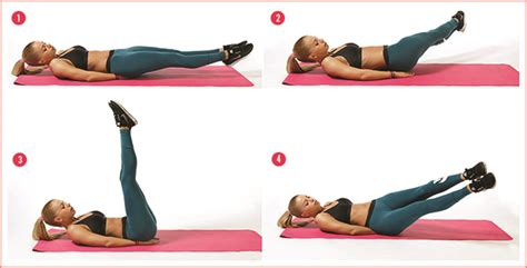 floor wiper abdominal exercises 6 exercises for summer ready abs