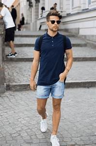 6 Amazing Ways To Wear Polo   Polos Shorts and Menu0026#39;s fashion