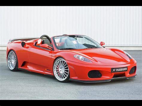 World Of Cars Ferrari F430 Spider Wallpaper