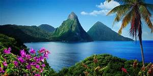 the top 10 honeymoon destinations of 2013 With honeymoon in st lucia