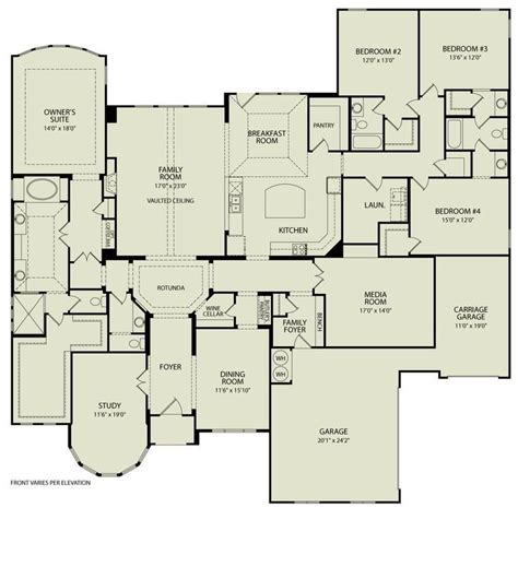 custom home blueprints unique custom built homes floor plans home plans design