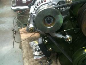 Lightweight Racing Alternator Conversion Kit