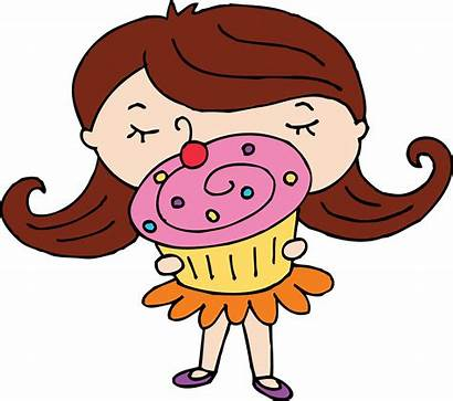 Cupcake Clipart Baker Clip Cupcakes Sweet Cliparts