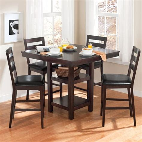 kitchen table walmart canopy gallery collection  piece
