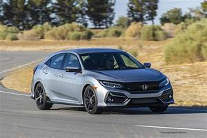 2020 Honda Civic Hatchback Gets A Meaner Face And More