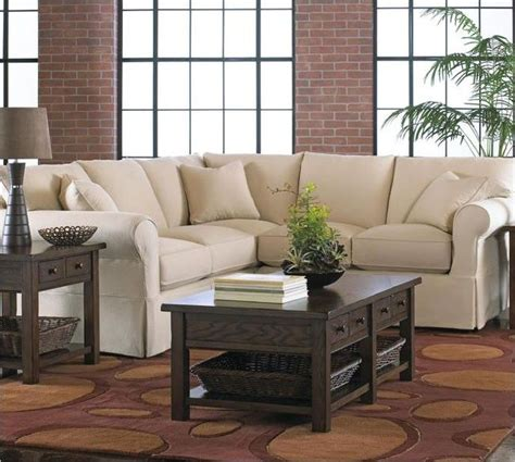 sectional sofas  small spaces  recliners