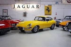 Voiture Occasion Jaune : jaguar type e s rie 1 3 8l plancher plat coup jaune occasion 1 km vente de voiture d ~ Gottalentnigeria.com Avis de Voitures