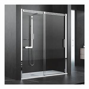paroi de douche coulissante 120 pas cher With porte de douche coulissante avec radiateur chauffage central salle de bain