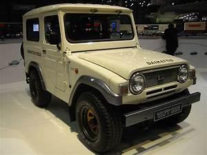 Daihatsu Showed A 1982 Taft
