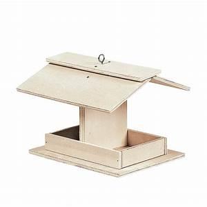 DIY Unfinished Wood Bird Feeder Kits - Oriental Trading