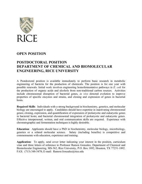postdoc cv exle biology bestsellerbookdb 28 images