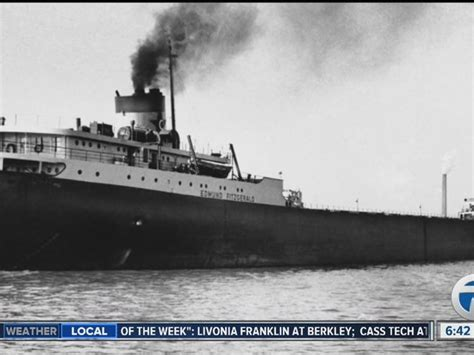 when did the edmund fitzgerald ship sank ss edmund fitzgerald sank 40 years ago today wxyz