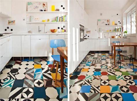 cuisine sol carrelage cuisine murs et sol quels designs et couleurs