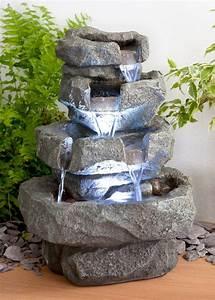 Jardin D Interieur : fontaine d 39 int rieur shubunkin led zen et relaxation jardin d coration zen ~ Dode.kayakingforconservation.com Idées de Décoration
