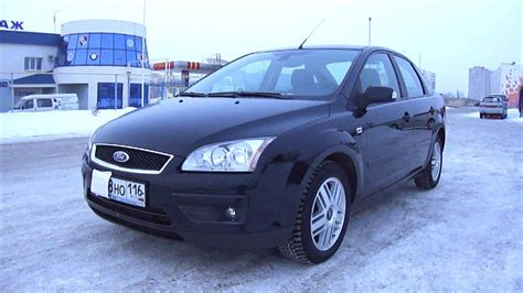 2007 Ford Focus Ii. Start Up, Engine, And In Depth Tour