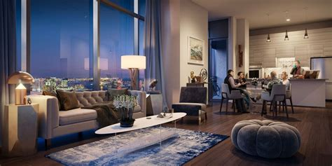 pre leasing office opens   light street apartment