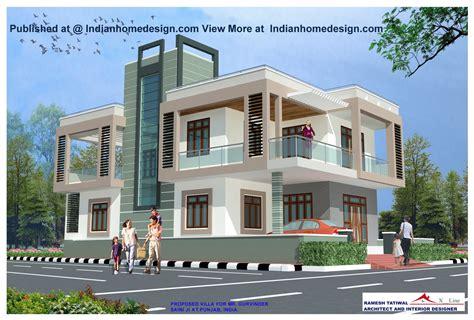 villas design rajasthan style home exterior home design