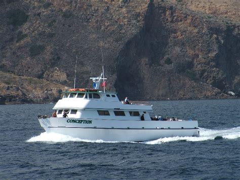 Westerly Dive Boat by Labor Day Weekend Northern Channel Islands