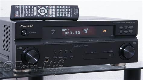 Pioneer Vsx818v Hdmi Digital Heimkino Avreceiver Mit Usb