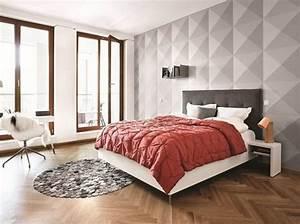 Idees Deco Chambre : 40 id es d co pour la chambre elle d coration ~ Melissatoandfro.com Idées de Décoration