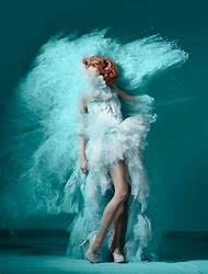 Powder Fashion Photography