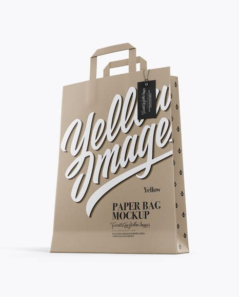 Check them out and download the one's you like. Download Psd Mockup Bag Carton Gift Half Side View Handles ...