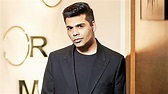 Karan Johar on deciding against directing Kalank, Student ...