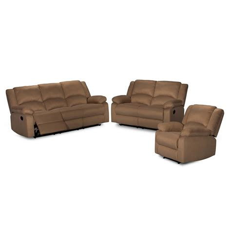 3pc sofa set 3 beige sofa set s6026 3pc the home depot