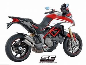 Ducati 1200 Multistrada : cr t exhaust by sc project ducati multistrada 1200 s 2016 d19 dt36t ~ Medecine-chirurgie-esthetiques.com Avis de Voitures