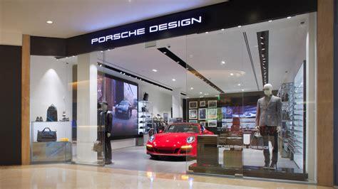 New Porsche Design Concept Store Opens