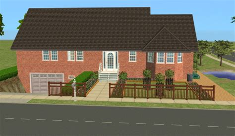 sims 3 garage mod the sims 23 central drive house with basement
