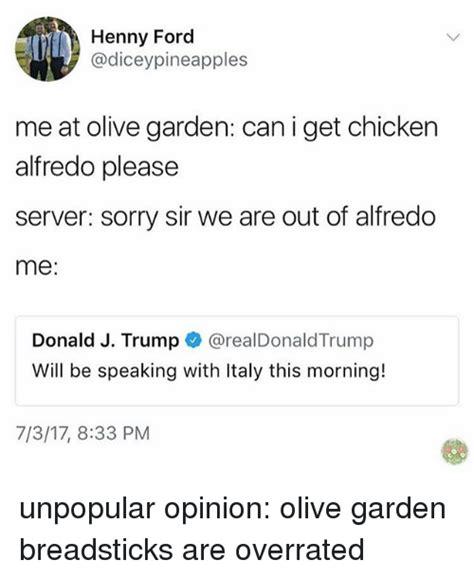 Olive Garden Meme - 25 best memes about olive garden breadsticks olive garden breadsticks memes