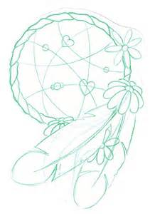 Dream Catchers Drawings Sketches