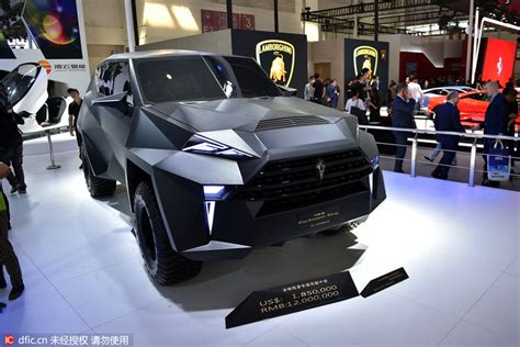Top 10 Luxury Cars At Beijing Auto Show[1]| Photos