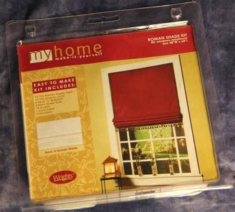Recall Roman Shade Kits From Joann's And Walmart