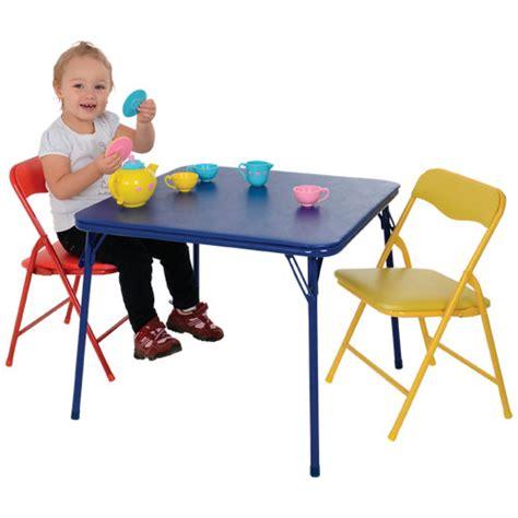 table et chaise enfants ensemble table et 2 chaises pliantes pour enfants