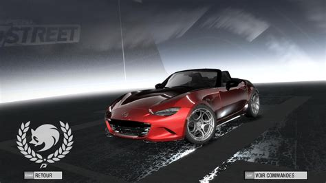 pro mazda need for speed pro street mazda mx 5 nd nfscars