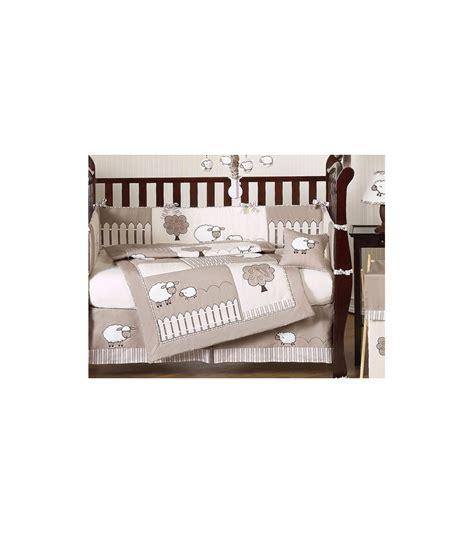 9680 lambs and crib bedding sweet jojo designs 9 crib bedding set