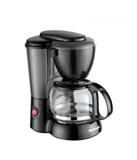 200 but in the cities like lucknow, hyderabad, bangalore, pune and calcutta, it ranges from rs. Sunflame 6 Cups SF-702 Coffee Maker Black Price in India - Buy Sunflame 6 Cups SF-702 Coffee ...