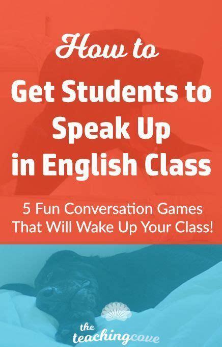 students  speak   tips  esl