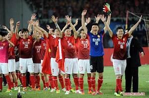 Guangzhou Evergrande wins AFC Champions League title ...
