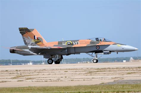 A Behind The Scenes Look At The 2015 RCAF CF-18