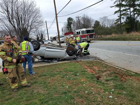 One injured in Kennedy Road accident - News - The Dispatch ...
