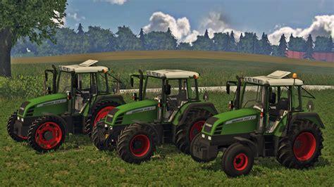 fendt farmer  series   fs  farming simulator