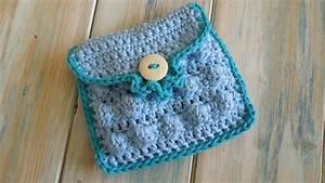 Crochet  How To - Crochet A Small Purse