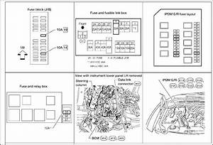 2007 Nissan Armada Fuse Box Diagram