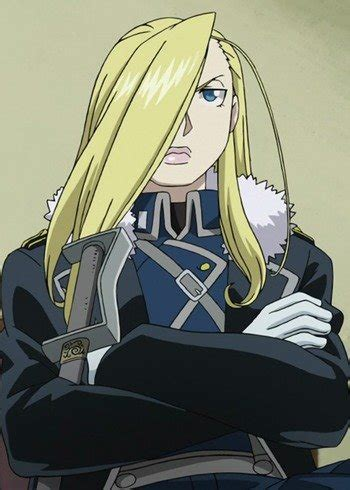 olivier mira armstrong anime planet